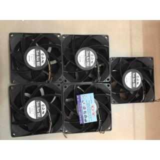 Quạt 12VDC, 15CM , 1.2A, SANYO DENKI
